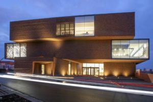 Nelissen Steenfabriek Kesselt, Lanaken (B) – UAU collectiv en Architectengroep PSK
