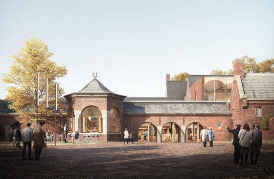 Civic ontwerpt schoenenmuseum Waalwijk