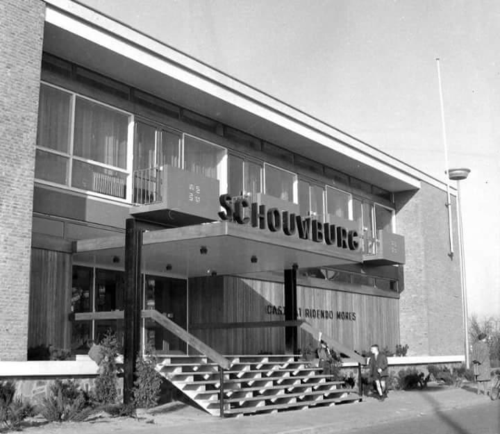 Schouwburg Middelburg voor de renovatie