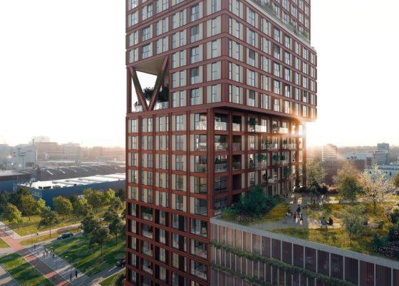 VORM ontwikkelt Binck Blocks voor Haagse Binckhorst