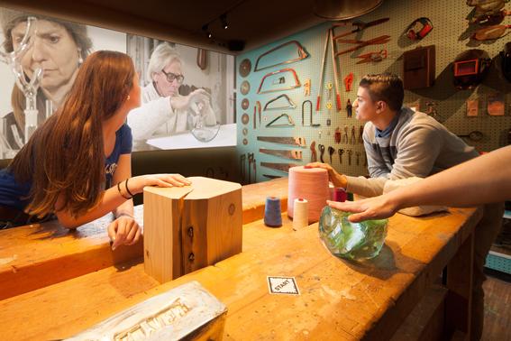 <p>wonderkamers 2.0, Gemeentemuseum Den Haag</p>