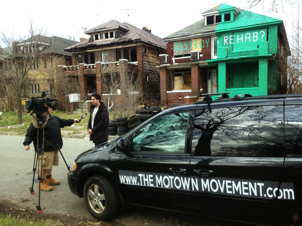 Destroy or Rehab, beeld The Motown Movement