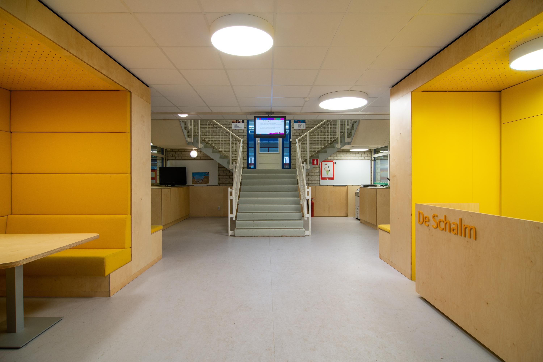 <p>OBS De Schalm Rotterdam door (beeld) Kraaijvanger Architects</p>