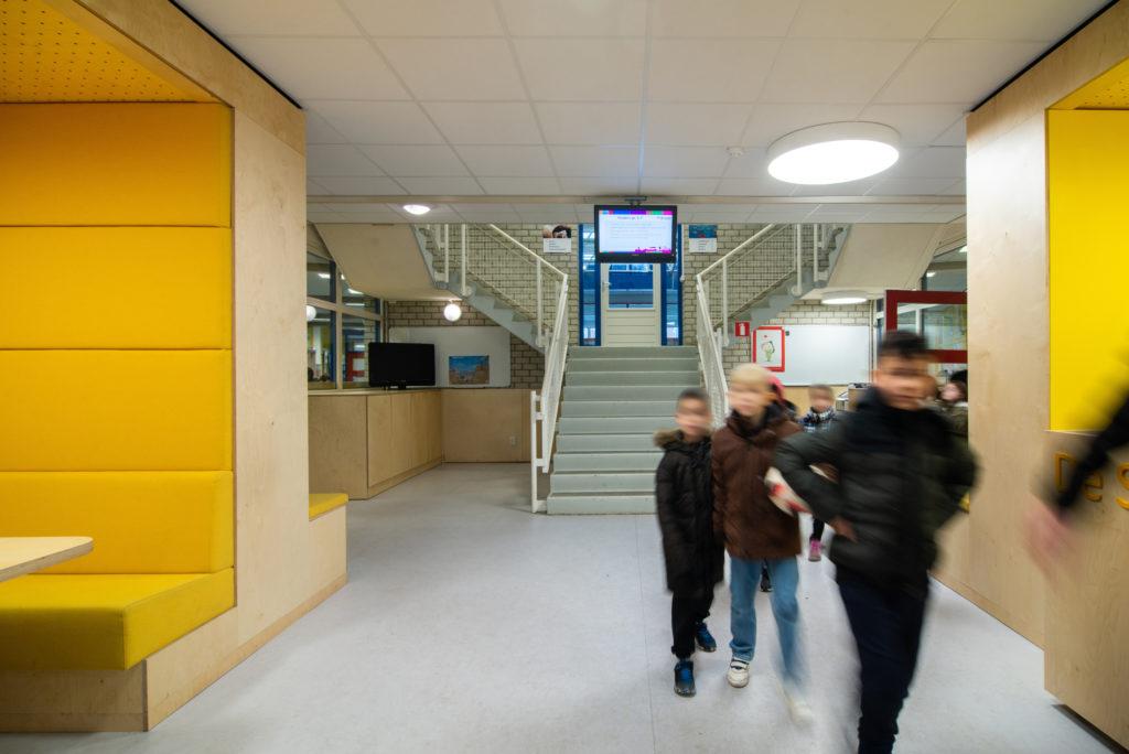 OBS De Schalm Rotterdam door (beeld) Kraaijvanger Architects