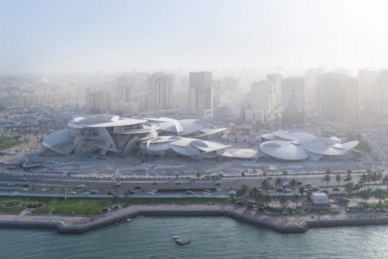 National Museum of Qatar, Doha – Ateliers Jean Nouvel