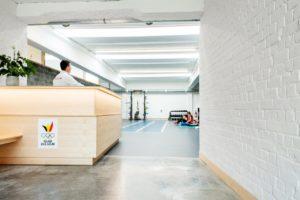 Kinesitherapiepraktijk in Schoten (B) – Polygoon Architectuur