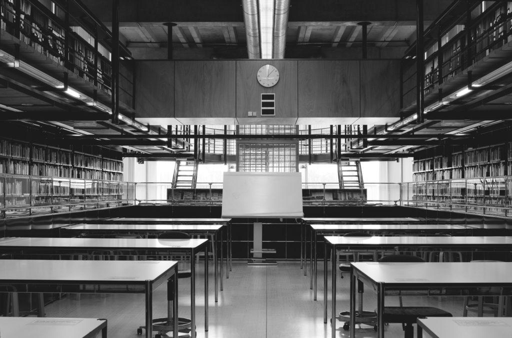 Studiecentrum van Het Nieuwe Instituut, beeld Petra van der Ree