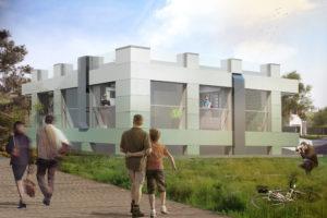 Netto energie producerende woningen als oplossing voor kantorenleegstand en woningnood