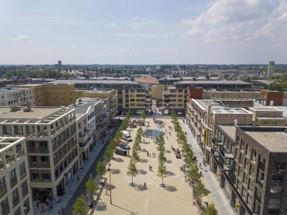 Eenheid in verscheidenheid – Leidsche Rijn Centrum in Utrecht door Jo Coenen Architects & Urbanists