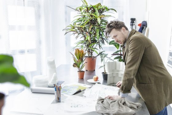 Start-up: Atelier Tomas Dirrix