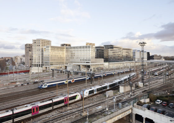 Green Office® ENJOY in Parijs – Baumschlager Eberle Architekten en SCAPE