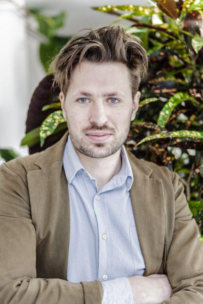 Tomas Dirrix, beeld Dik Nicolai