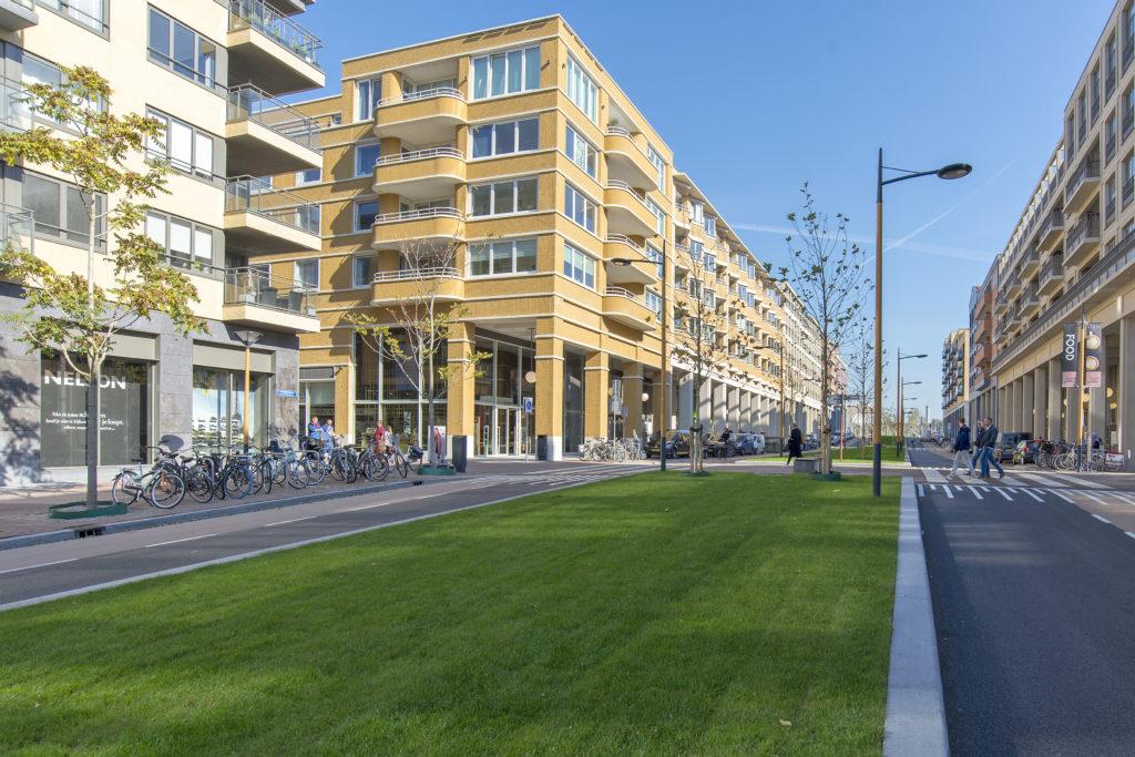 Parijs Boulevard Leidsche Rijn Centrum Beeld Luuk Kramer