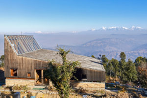 Blog – Woodhouse in Himalaya's door Matra Architects