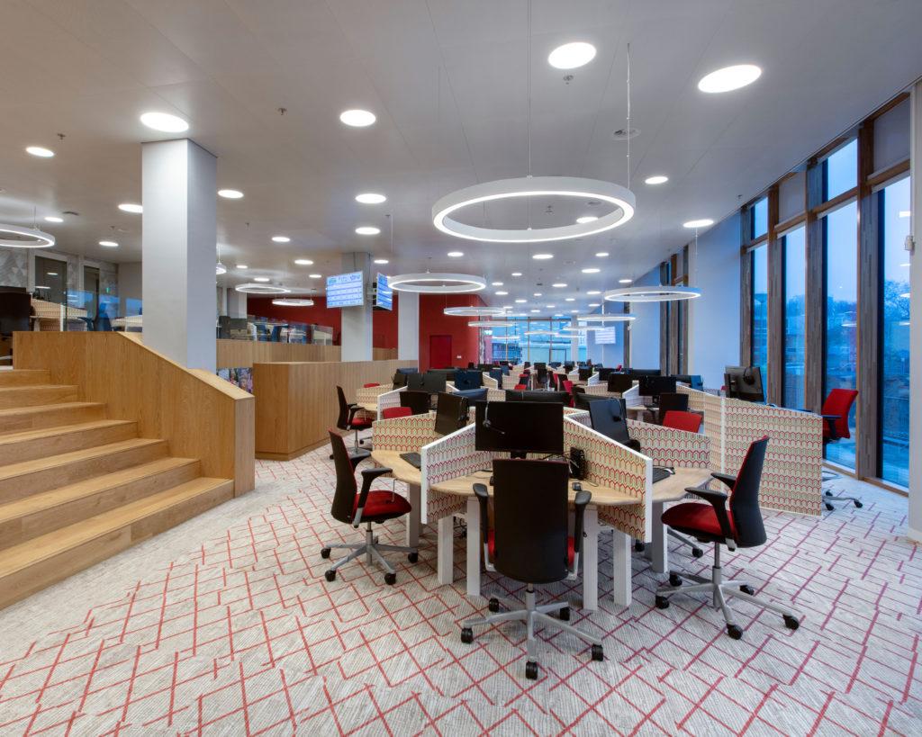 Goede Doelen Loterijen in Amsterdam door Benthem Crouwel Architects en D/DOCK, beeld Michael van Oosten