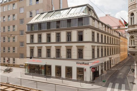 Blog – Gemeenschappelijk wonen: VinziRast-mittendrin Wenen door gaupenraub+/-