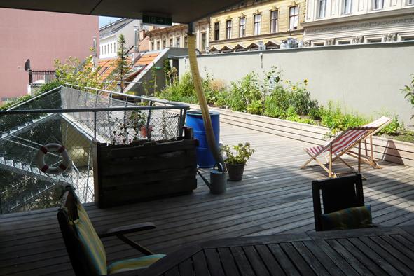 VinziRast-mittendrin in Wenen door gaupenraub+/-, beeld Alexander Hagner