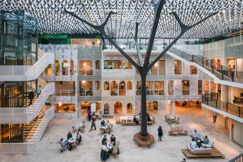 Goede Doelen Loterijen in Amsterdam door Benthem Crouwel Architects en D/DOCK, beeld Jannes Linders