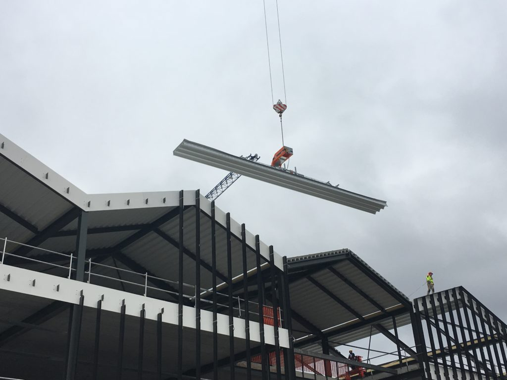 Kingspan Installation
