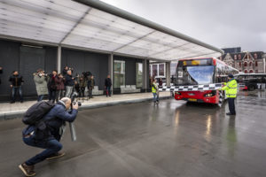 Cepezed realiseert zelfvoorzienend busstation Spoorzone Tilburg