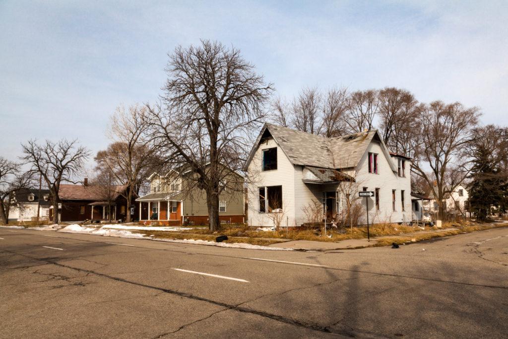 Detroit, beeld Shutterstock