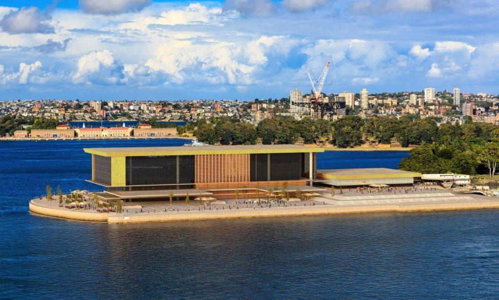 Apers-Sydney Operahouse-afgekeurde ontwerpen