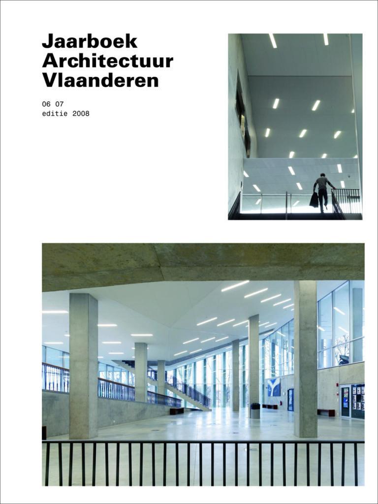 Architectuur in Vlaanderen Jaarboek 2008