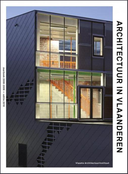 Architectuur in Vlaanderen Jaarboek 2010