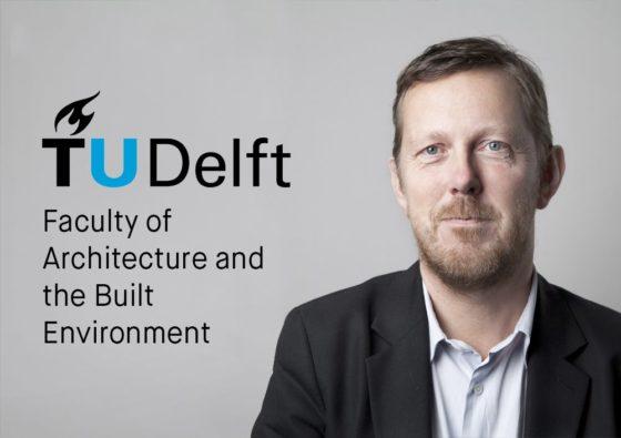 Dick van Gameren benoemd tot decaan Bouwkunde TU Delft