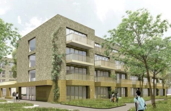 149 compacte sociale huurwoningen in Amsterdam-Oost