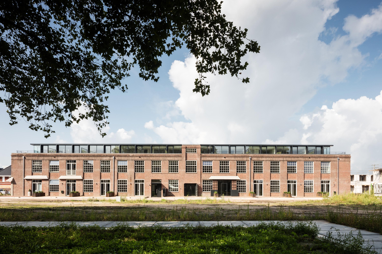 <p>Herbestemming Lakfabriek Oisterwijk door Wenink Holtkamp</p>