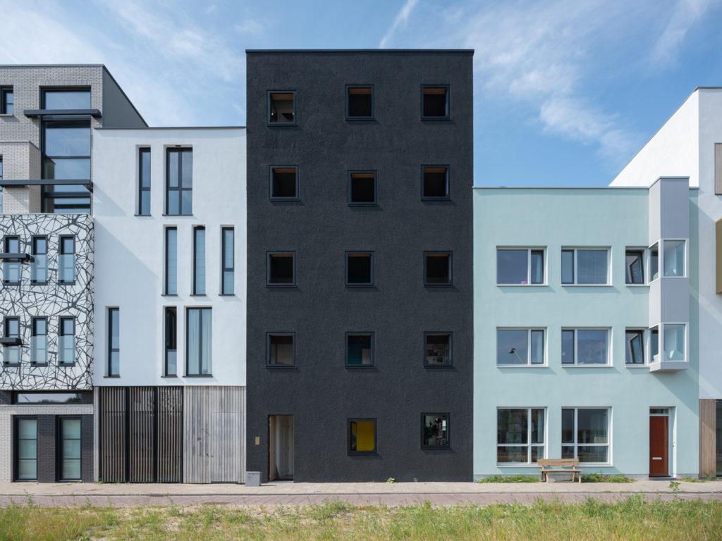 Drie Generatiehuis door BETA office for architecture and the city. beeld Ossip van Duivenbode