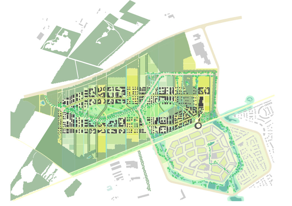 Masterplan - Felixx Landscape Architects and Planners