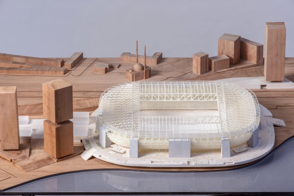 Opening nieuwe stadion Feyenoord uitgesteld naar 2025