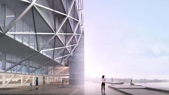 Zo gaat het nieuwe stadion van Feyenoord eruitzien