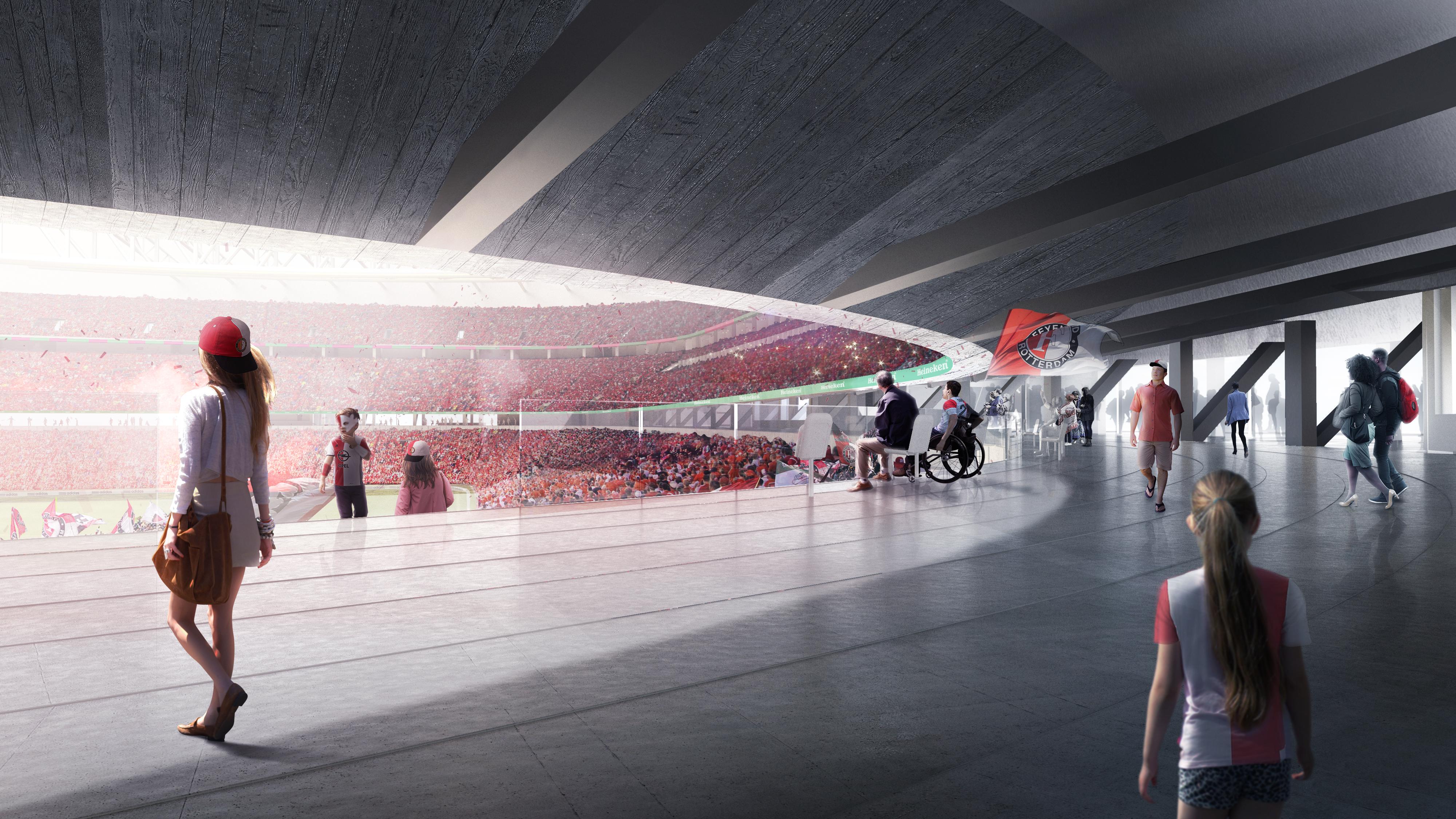 <p>Feyenoord-City-Rotterdam_mrt_2019_door-OMA-15</p>