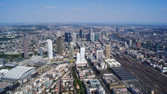 Mecanoo wint competitie Grand Central in Frankfurt am Main