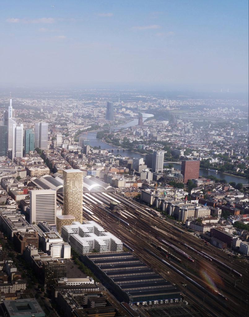 Frankfurt Grand Central  - Mecanoo