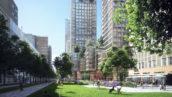 KCAP ontwerpt hoogstedelijk HS Kwartier Den Haag
