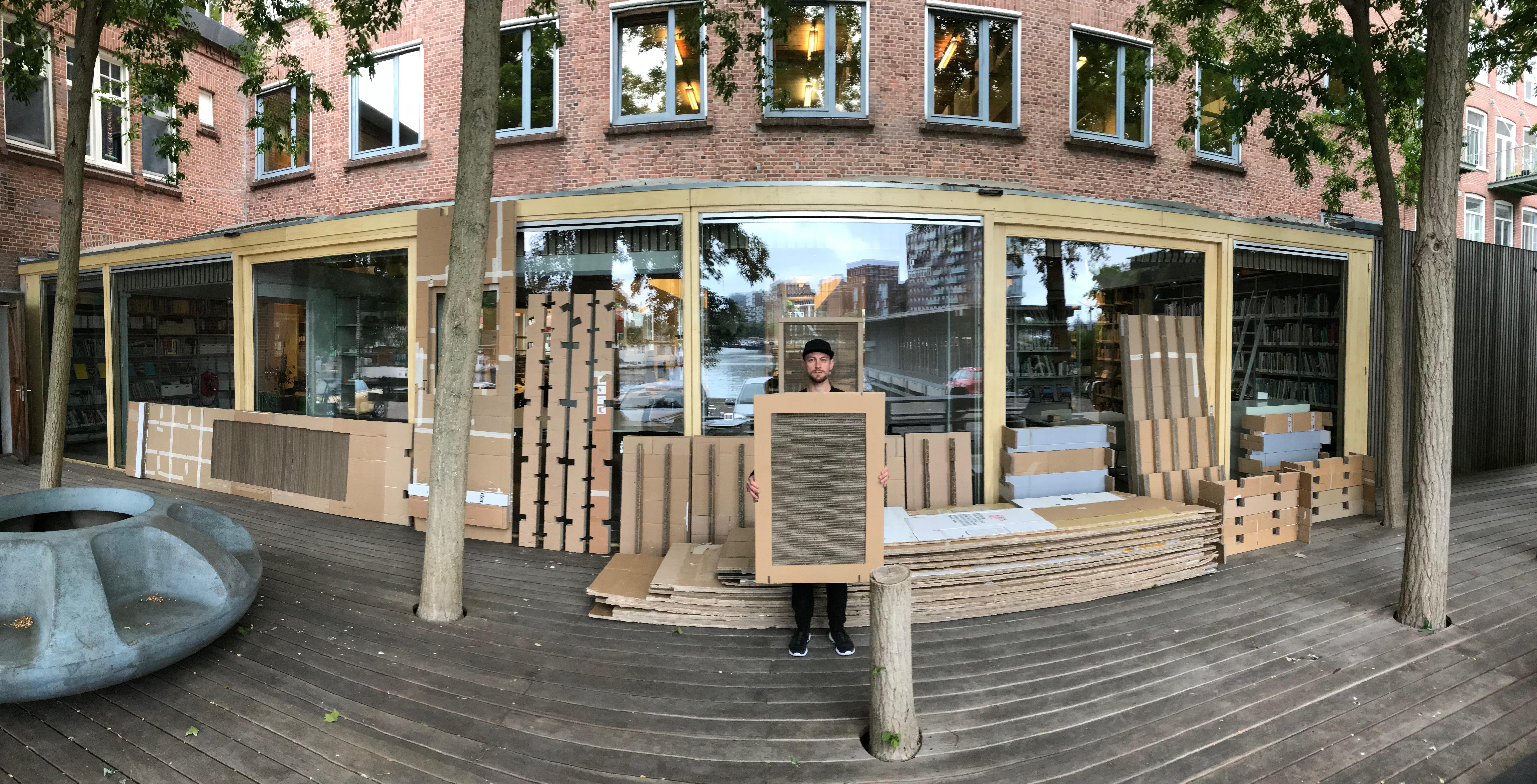 <p>Slaapkamer Thuislozen &#8211; Patrick Roegiers </p>