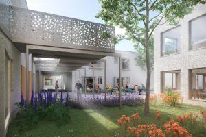 Bouw woonzorgcomplex Heerenveen uit de startblokken
