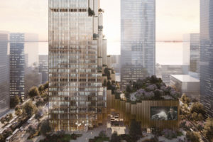 Mecanoo ontwerpt groen hoofdkwartier voor Hengli Group in Shenzhen