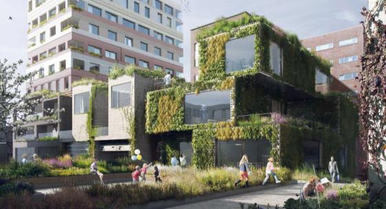 Den Haag gaat eenvoudig puntensysteem hanteren om groener te bouwen