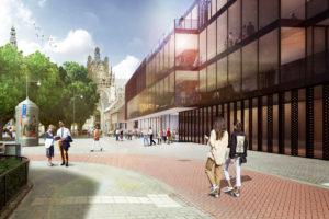 Afgewezen architecten eisen nieuwe aanbesteding Theater Den Bosch