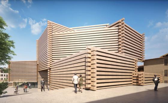 Oplevering verwacht van het Odunpazari Modern Museum in Turkije