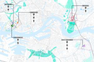 Europan 15 – Vijf Rotterdamse locaties