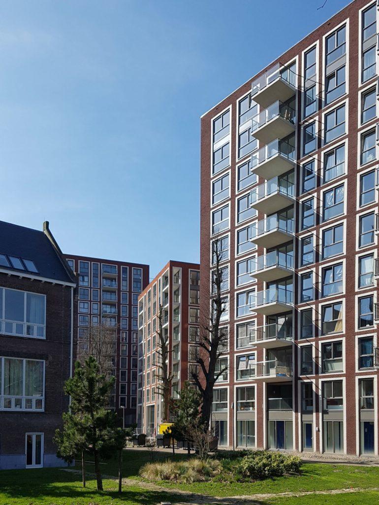 Herinrichting Schilperoortpark Leiden door Studio Hartzema