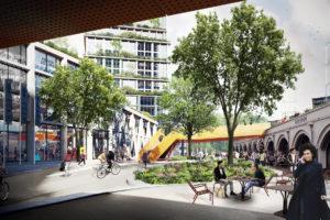 Nieuw Pompenburg in Rotterdam – Studio Ninedots en Delva