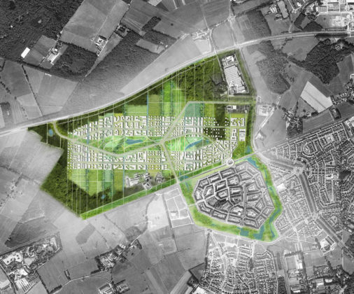 Brainport Smart District in Helmond – UNStudio enFelixx