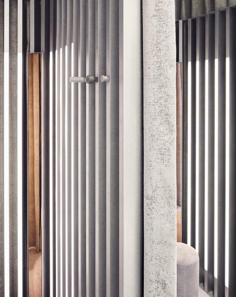 Wolford Amsterdam door, studio Modijefsky